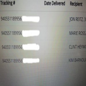 Delivery Proof 1